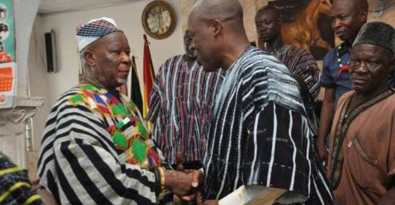 Buipewura asks politicians to avoid insults and rancour