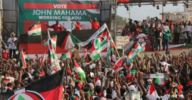 NDC vows to capture 5 NPP seats in G/Accra