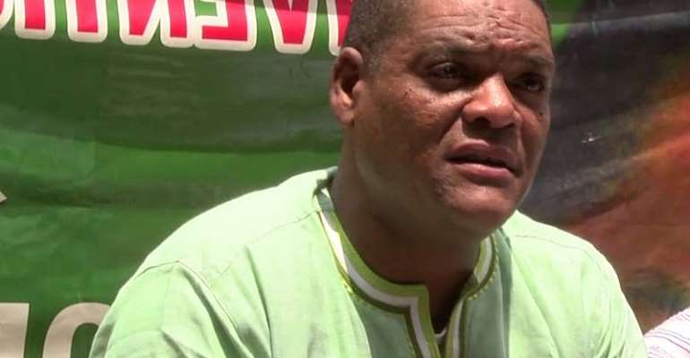 Greenstreet Urges Ghanaians To 'Change The Change' In 2020
