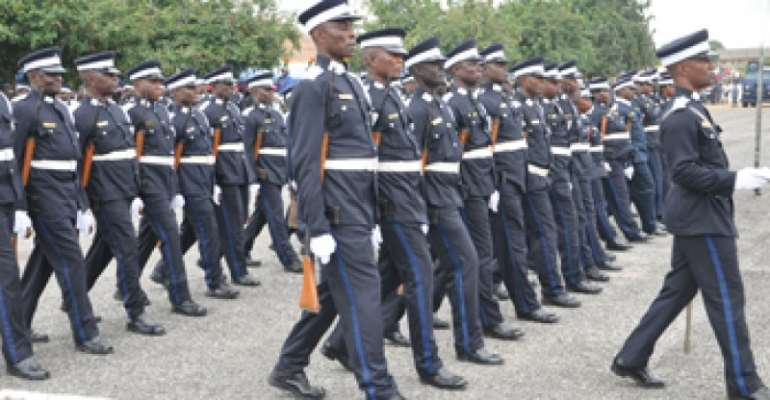 Police Ditch Poly Students In Graduate Recruitment