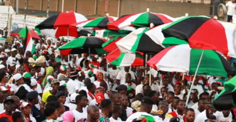 Statement: Suspend Internal Party Activities To Focus On EC's Limited Registration/ Creation Of New Electoral Areas - NDC Diaspora Supporters Union