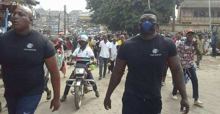Why Political Parties Are Forming Vigilante Groups