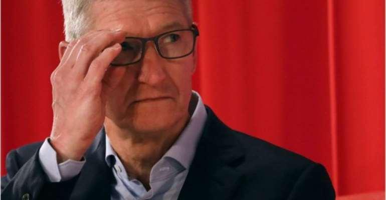 Apple, angry at Google, hits back at hack claims