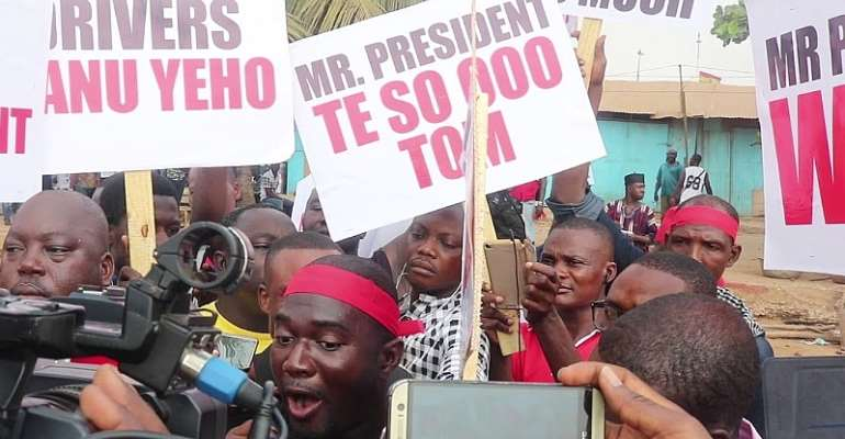 'Ghanaians are suffering, reduce the fuel prices' – Petroleum workers union begs gov't