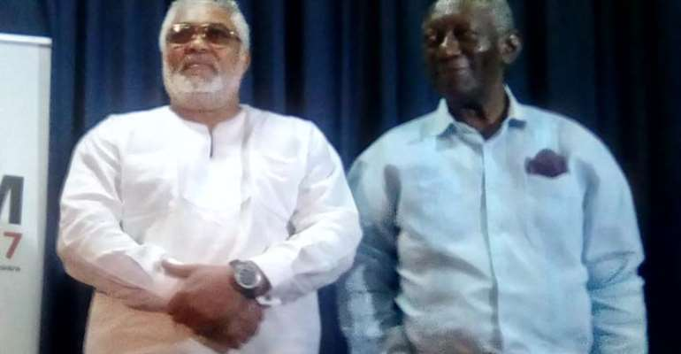 Rawlings and Kufuor Are Both Hypocrites – Part 3