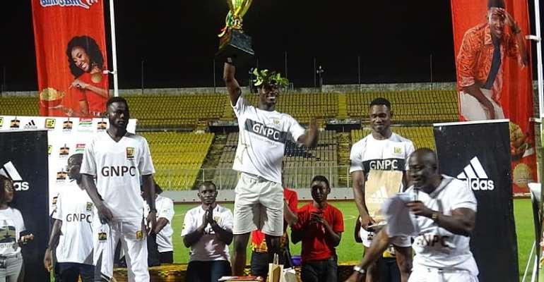 Benjamin Azamati And Latifa Ali Share Honors At 2019 GNPC Ghana Fastest Final In Kumasi
