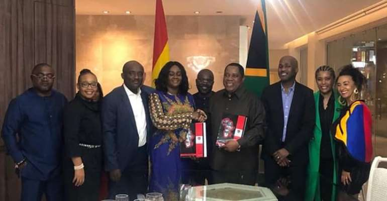 Tourism Ministry Signs MoU With GUMA Group