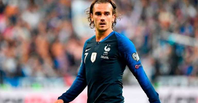 Griezmann Blames Wife For Missed France Penalty