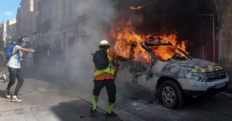 Pascal GUYOT / AFP