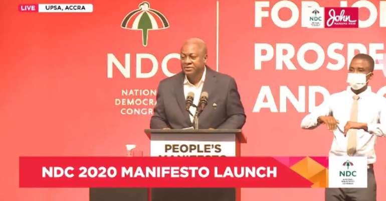 The Next NDC Gov't Will Establish Two Islamic Secondary Schools — Mahama