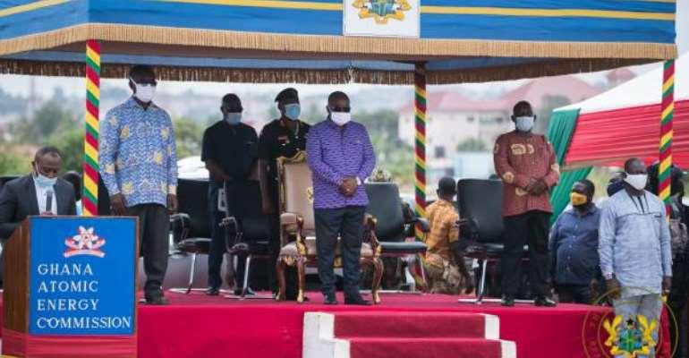 Akufo-Addo Begins 6day Tour Of Bono East, Bono And Ahafo Regions Today