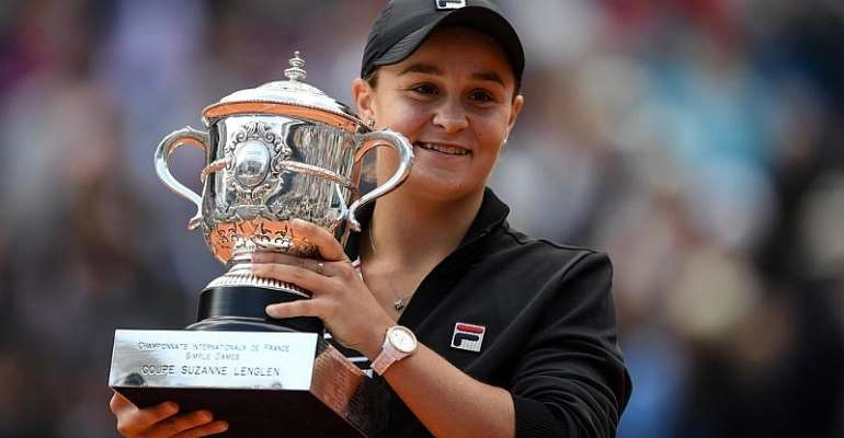 French Open champion Ashleigh Barty withdraws from 2020 tournament over coronavirus fears