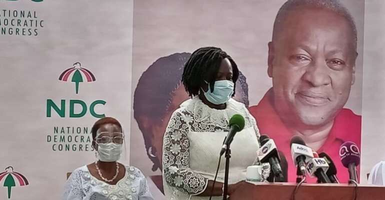NDC Will Absorb 50% Of University Fees For Next Academic Year – Jane Naana