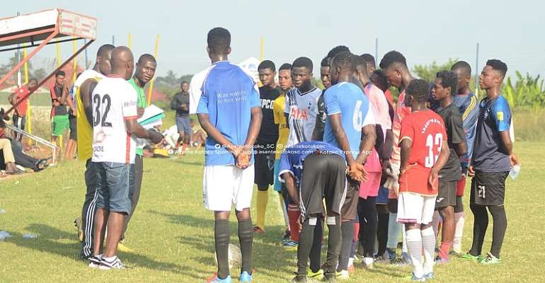 Make The Youth Team A Priority – Michael Osei Urge Kotoko