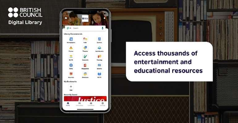 British Council Launches Digital Library With Free Access To Global Education And Entertainment Content