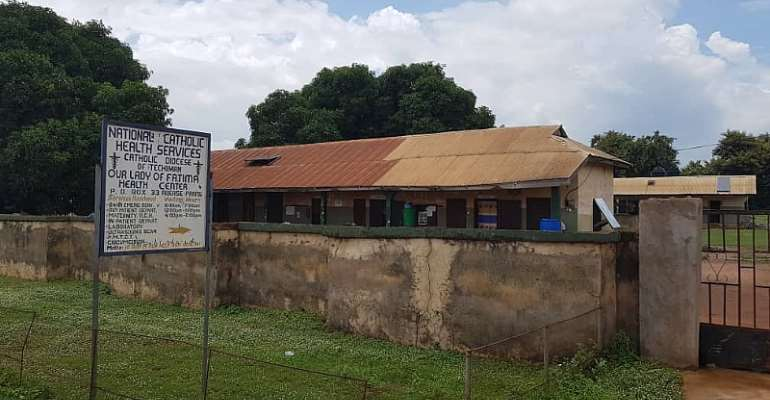Abease Prioritizes Upgrading Of Health Centre Under NCCE Social Auditing Program