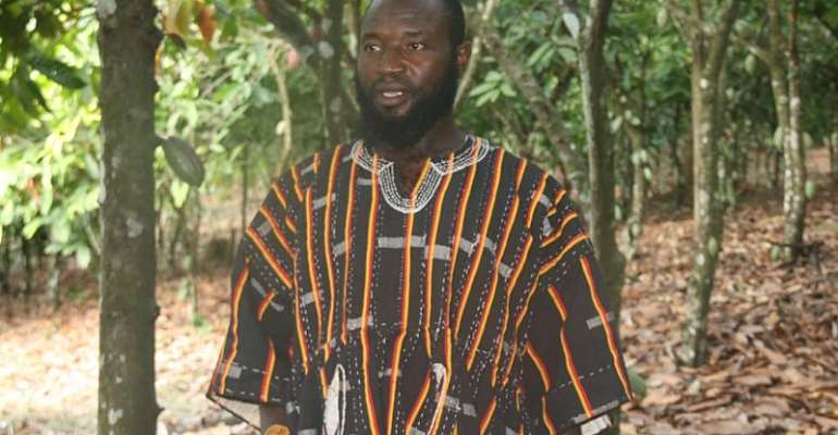 Central Regional Best Farmer Declares Support For Akufo-Addo