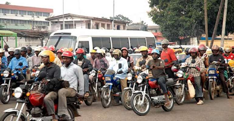 We'll Hold Your Feet To The Fire To Account – Okada Riders To Mahama