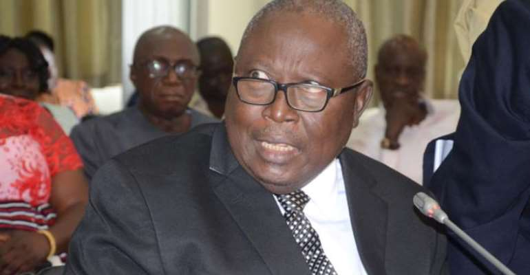 Ahwoi, Jane Naana Lack Integrity To Be Leaders – Amidu