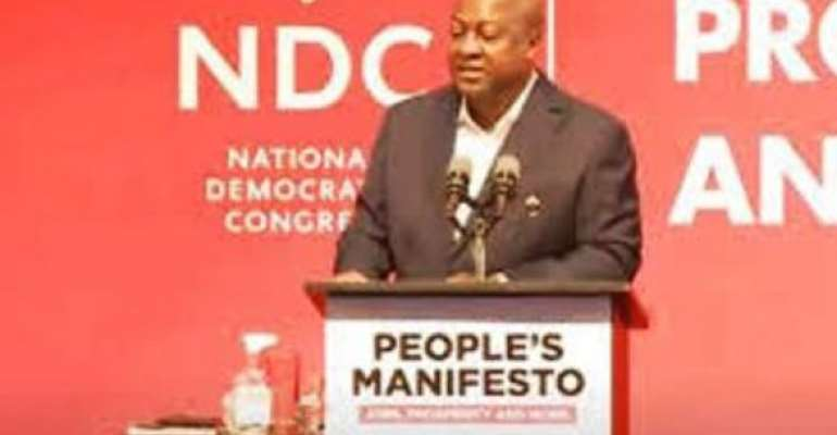 Next NDC Gov't Will Protect Ghanaian Businesses