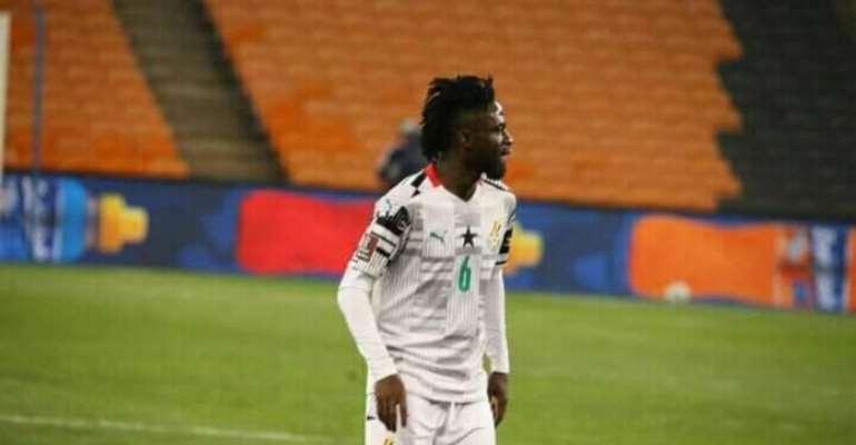 I was frightened when I entered the FNB Stadium - Fatawu Mohammed