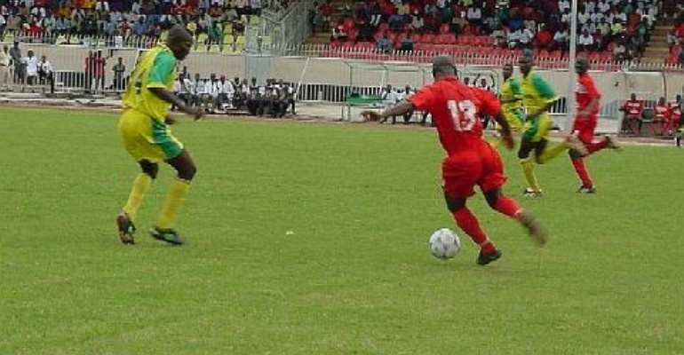 Faisal, Liberty Face The Gaints