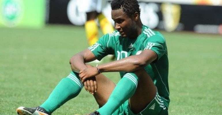 Mikel Obi looks forward to Nigeria at World Cup after AFCON failure