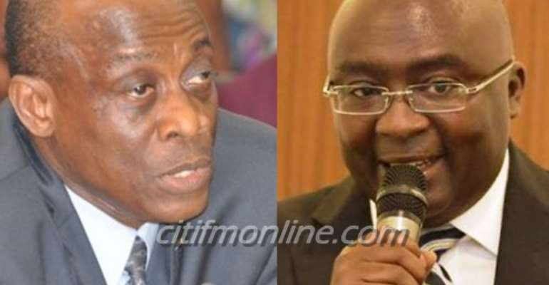 Bawumia selectively used debt figures – Terkper
