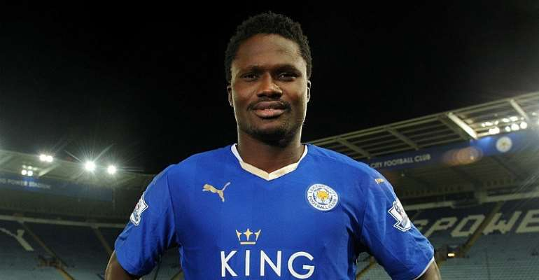 Leicester City delighted Ghana didn't use Amartey in Russia friendly