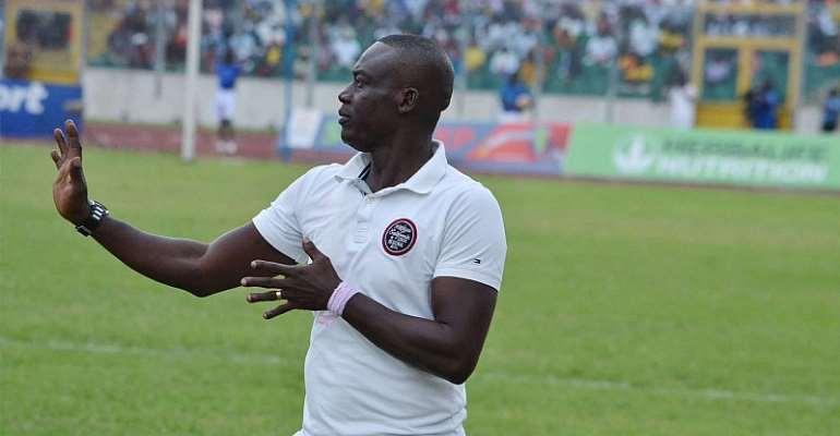 CAF U-23 Qualifiers: Michael Osei Eyes Qualification Over Algeria In Algiers
