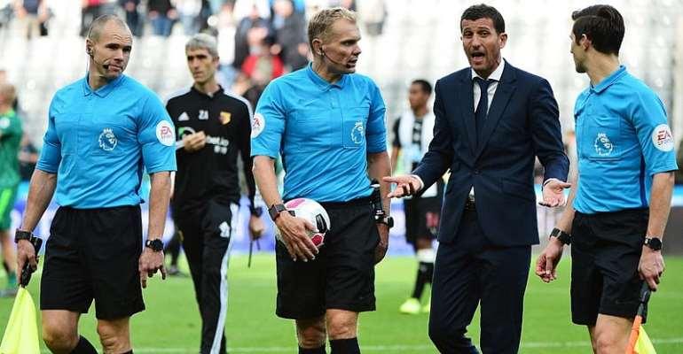 Gracia Surprised By Watford Dismissal