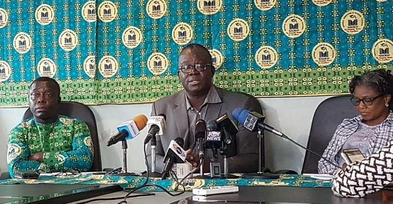 Teachers' Strike Will Continue Until Government Acts--NAGRAT