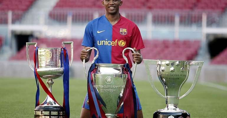 Why Eto'o Retires As Africa's Greatest Of All Time
