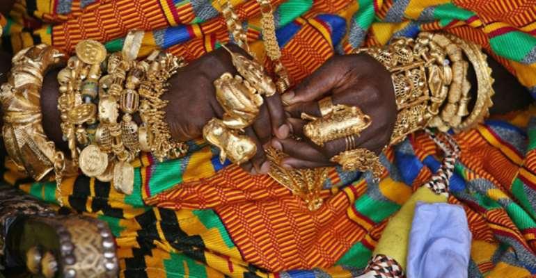Gomoa Chief Murdered