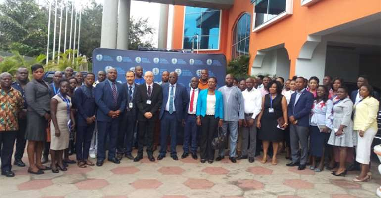Ghana Deepens Maritime Security