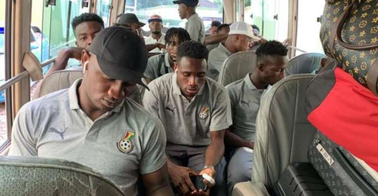 CAF U-23 Qualifiers: Black Meteors Players Lament Over Poor Treatment