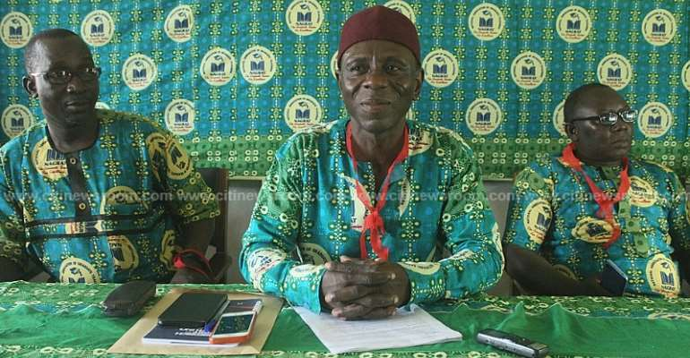 U/E: NAGRAT Vows To Chase Out Teachers For Defying Strike