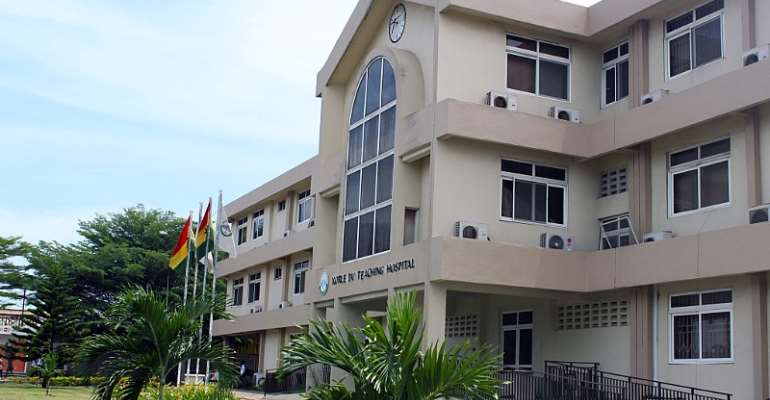 200 Beds For Korle Bu To End 'No Bed Syndrome'