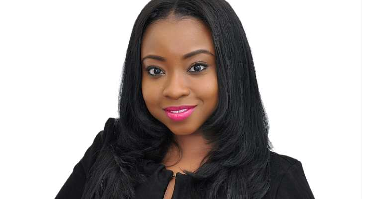 Jessica Poku, Country Manager for Uber in Ghana