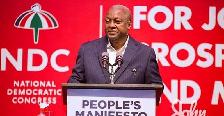 NDC-USA Congratulates The Entire NDC Membership For A Successful Manifesto Launch