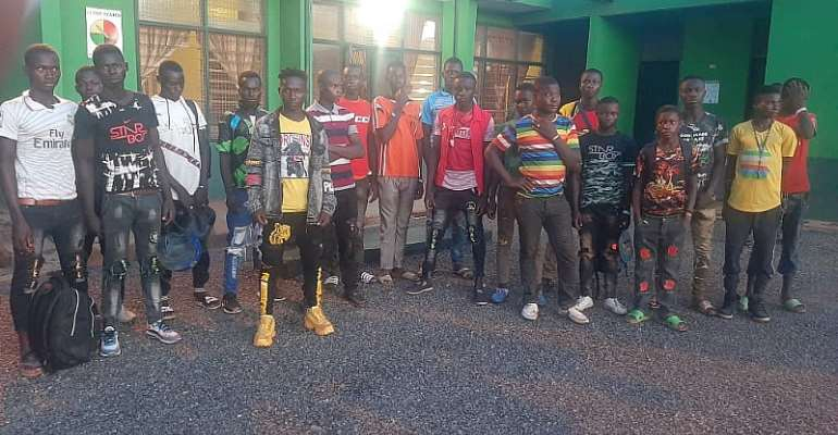 Upper West: 28 Burkinabes Grabbed After Entering Ghana Illegally