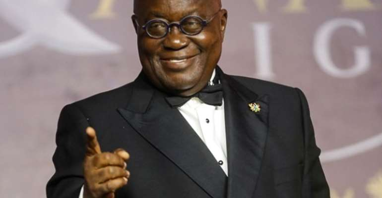 By End Of September, We'll Pay All Locked-Up Funds And End The Matter – Akufo-Addo To DKM Customers
