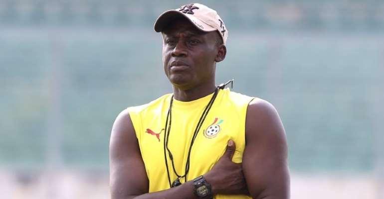 Former Asante Kotoko coach, Michael Osei