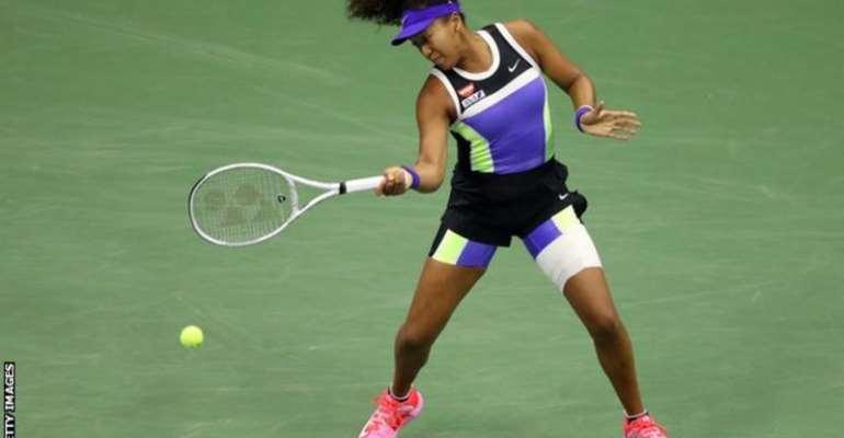 Naomi Osaka won the US Open in 2018