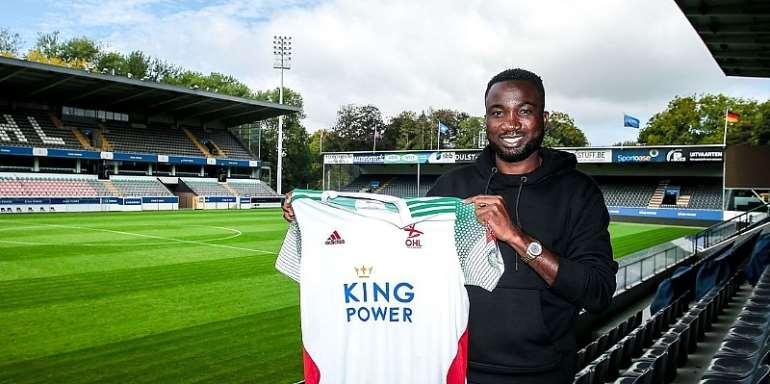 OFFICIAL: Ghanaian Forward Jonah Osabutey Joins OH Leuven On Loan From Werder Bremen