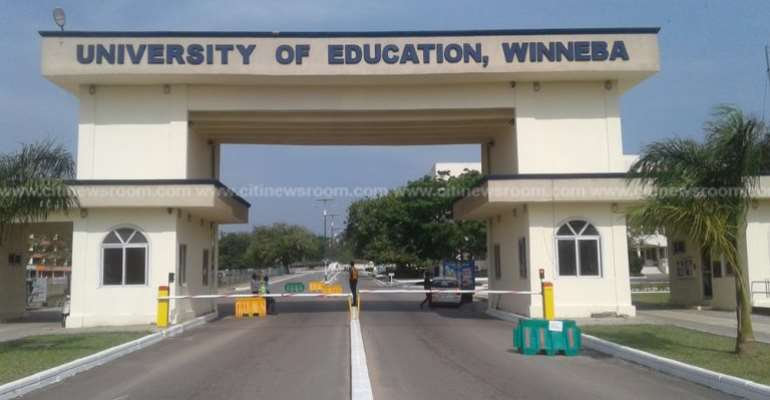 UEW To Admit Over 70,000 New Students