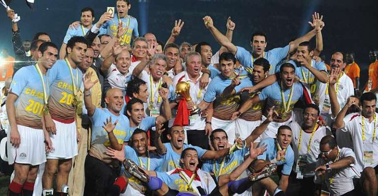 AFCON 2010 © Getty Images