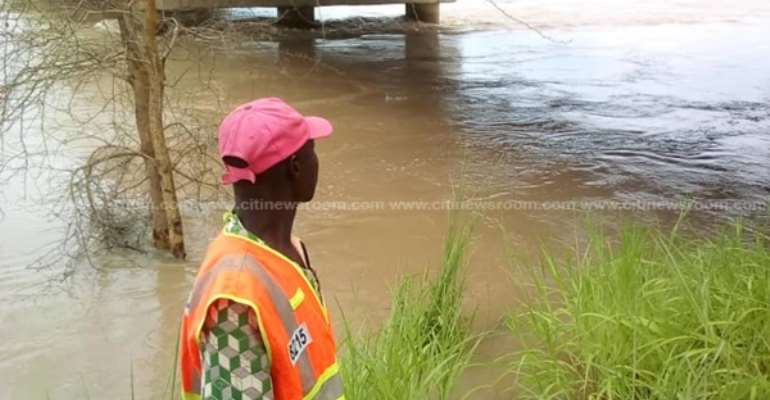 NADMO Donates To Flood Victims In North East