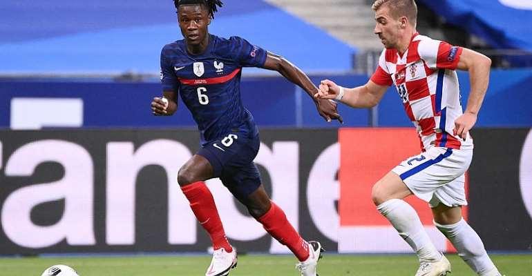 World Champions France beat Croatia 4-2 in Nations League football qualifier