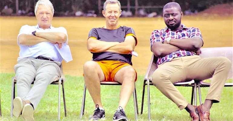 Former SC Anderlecht Boss Congratulates Renowned Ghanaian Football Administrator Ben Boateng